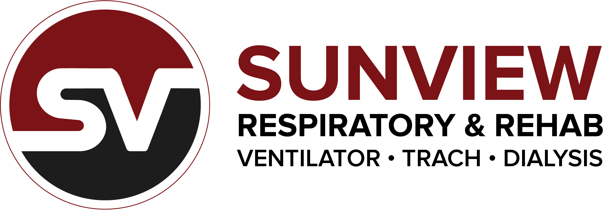 Sunview Health and Rehab Logo